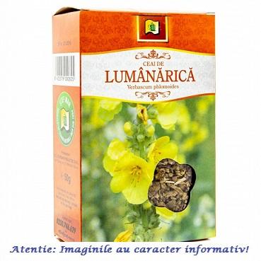 Ceai de lumânărică, Stefmar, 50 gr | sanchi.ro