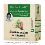 Ceai Sanatatea Cailor Respiratorii 50 g Dacia Plant, image