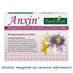 Anxin 20 capsule PlantExtrakt, image 1
