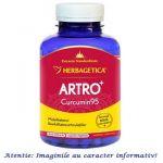Artro Curcumin 95 120 capsule Herbagetica, image 1