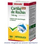 Cartilaj de Rechin 100 capsule Walmark, image 1