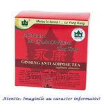 Ceai Antiadipos cu Ginseng 30 plicuri Yong Kang Co & Co, image 1