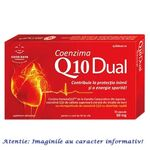 Coenzima Q10 Dual 60 mg 30 capsule Good Days Therapy, image