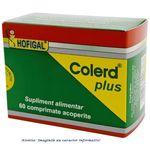 Colerd Plus 60 comprimate Hofigal, image 1