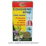 Sirop Coughend fara Zahar 100 ml Ayurmed, image 1