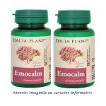 Emocalm Forte Pachet 2 cutii cu 60 comprimate  Dacia Plant, image