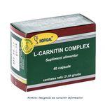 L-Carnitin Complex 40 capsule Hofigal, image