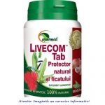 Livecom 100 tablete Ayurmed, image