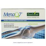 Mena Q7 Vitamina K2 Naturala 30 capsule PlantExtrakt, image 1