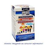 Multivitamine Immuner pentru Copii 45 comprimate masticabile JutaVit, image 1