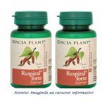 Respiral Forte Pachet 2 cutii cu 60 comprimate Dacia Plant, image