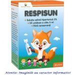 RespiSun Solutie Salina Hipertonica 3% 24 doze Sun Wave Pharma, image 1