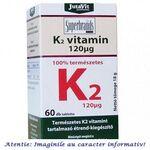 Vitamina K2 120 µg 60 tablete JutaVit, image 1