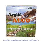 Argila Pulbere 500 g Algo, image 1
