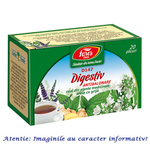 Ceai Digestiv Antibalonare 20 plicuri Fares, image 1