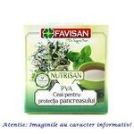 Ceai pentru Protectia Pancreasului Nutrisan PVA 50 g Favisan, image