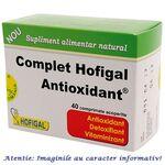 Complet Antioxidant 40 comprimate Hofigal, image
