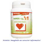 Magneziu + Q10 40 capsule Favisan, image