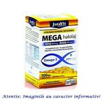 Mega Ulei de Peste Omega 3 100 capsule JutaVit, image