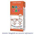 Nas & Gat Sirop pentru Copii 125 ml CosmoPharm, image