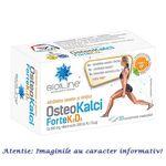 OsteoKalci Forte K2 D3 30 comprimate masticabile AC Helcor, image