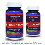 StomaCalm Pachet 60 + 10 capsule Herbagetica, image