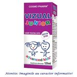 Vizual Junior Sirop 125 ml Cosmopharm, image 1