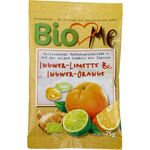 Bomboane bio cu ghimbir-lime si ghimbir-portocala 75g BIO Loves Me, image