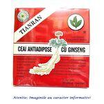 Ceai Antiadipos cu Ginseng 30 plicuri Sanye Intercom, image