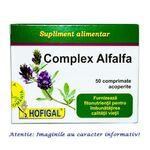 Complex Alfalfa 50 comprimate Hofigal, image