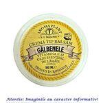 Crema Tip Balsam de Galbenele cu Vitamina E si Ulei Esential de Lamaie 100 ml Aroma Plant Ion Bonchis, image