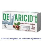 Devaricid Plus C cu Extract de Castane 30 comprimate Biofarm, image
