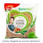 Linte Verde Intreaga 500 g SanoVita, image