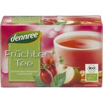 Ceai bio de fructe 40g Dennree, image
