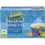Ceai bio Momente fericite 40g Dennree, image