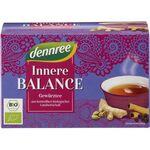 Ceai bio pentru echilibru interior 40g Dennree, image