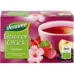 Ceai cu fructe de padure bio 40g Dennree, image