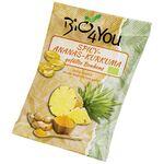 Bomboane picante cu ananas si curcuma  75g Bio4You, image