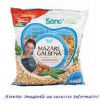 Mazare Galbena Decorticata 500 g SanoVita, image