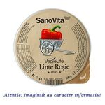 Pasta Vegetala Tartinabila (Pate) din Linte Rosie cu Ardei 100 g SanoVita, image