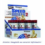 Speed Booster Plus 2 20 fiole Weider, image