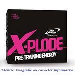 X Plode cu Aroma de Zmeura 25 plicuri Pro Nutrition, image