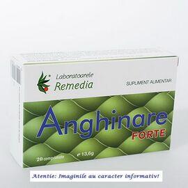 Anghinare Forte 20 comprimate Laboratoarele Remedia, image