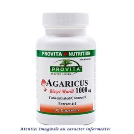 Agaricus 90 capsule Provita Nutrition, image