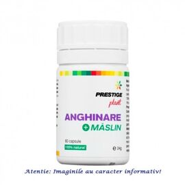 Anghinare + Maslin 60 capsule Prestige Plant, image