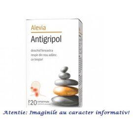 Antigripol 20 comprimate Alevia, image