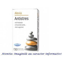 Antistres 30 comprimate Alevia, image