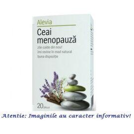 Ceai Menopauza 20 plicuri Alevia, image