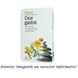 Ceai Gastric 20 plicuri Alevia, image