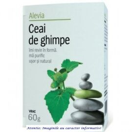 Ceai de Ghimpe 60 g Alevia, image